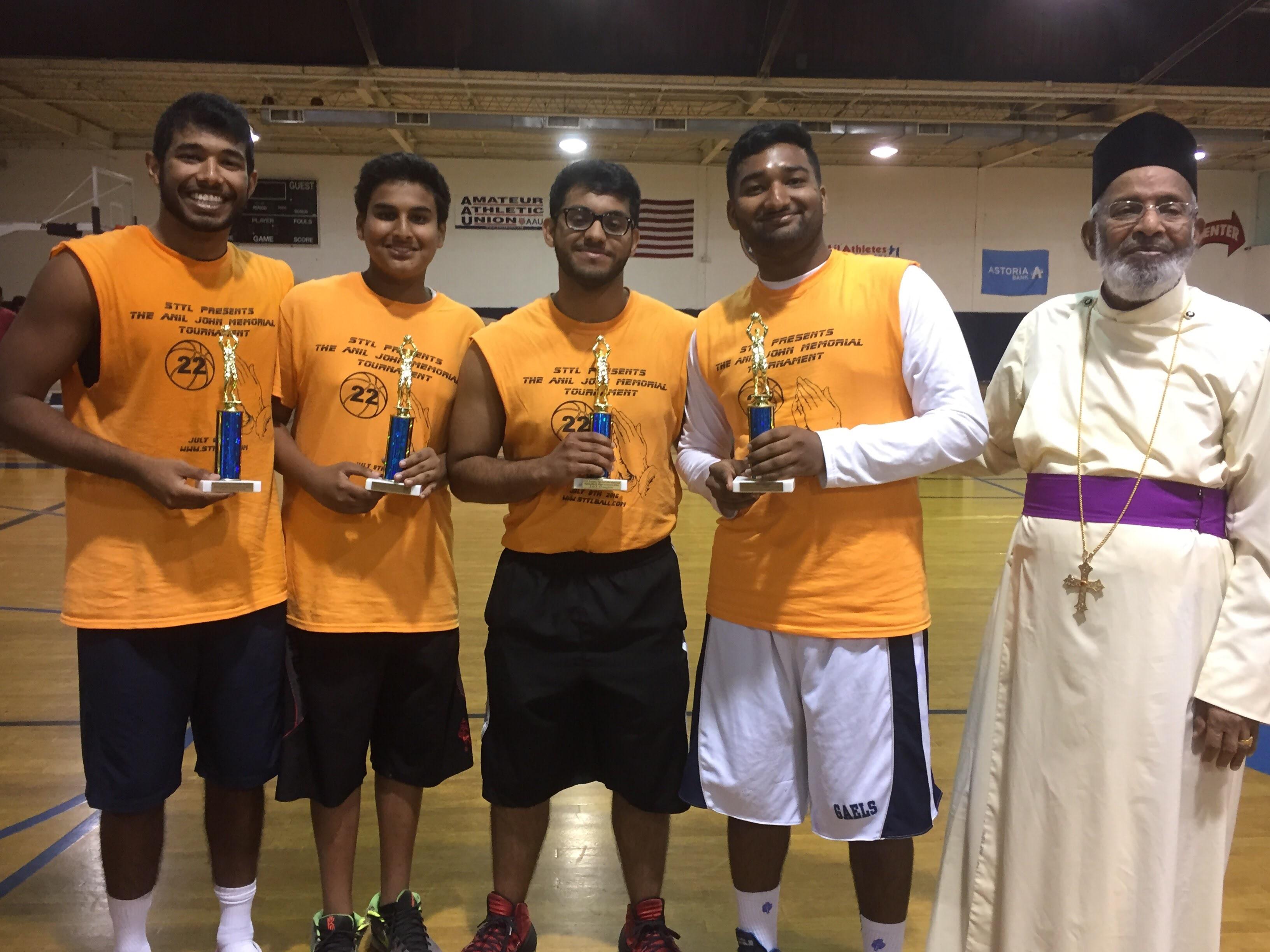The Anil John Memorial Basketball Tournament 2016 – St. Thomas ...