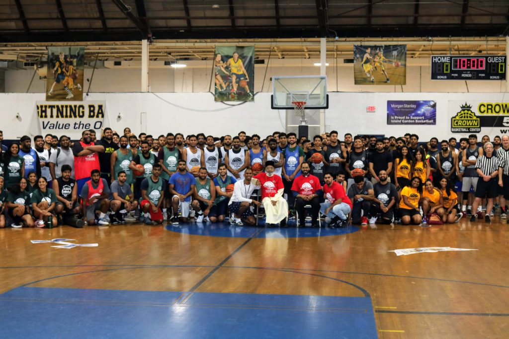 2018 ajm basketball tournament - Island Garden Basketball
